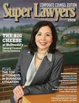 Super Lawyers Corporate Counsel Edition
