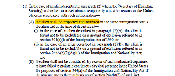 Definition of immigrant alien, for help with TPS application speak to Colorado immigration attorney.